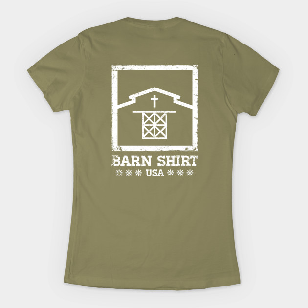 Barn Shirt USA Logo